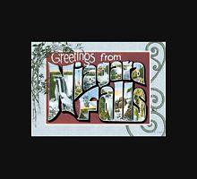 Niagara Falls Souvenir Vintage Post Card Unisex T-Shirt