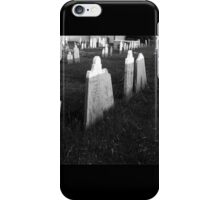The Final Lineup in Life iPhone Case/Skin