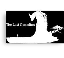 The Last Guardian Canvas Print