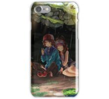 After the rain there is a rainbow iPhone Case/Skin