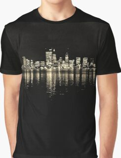 Colourless City Graphic T-Shirt