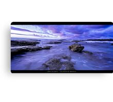 Murrays Beach - Jervis Bay Canvas Print