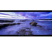 Murrays Beach - Jervis Bay Photographic Print