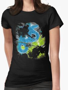 Dragons Womens Fitted T-Shirt