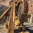 Factory Ruins by Werner Padarin