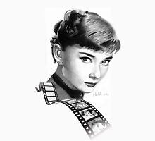 Hollywood stars: Audrey Hepburn Unisex T-Shirt