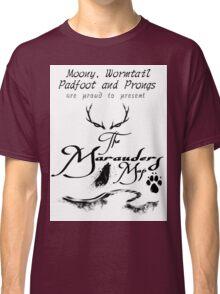The Marauders Map... Classic T-Shirt