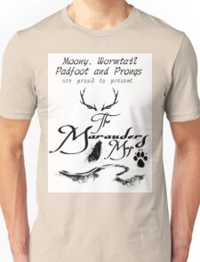 The Marauders Map... Unisex T-Shirt