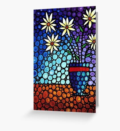You Cant Hide Beautiful Greeting Card
