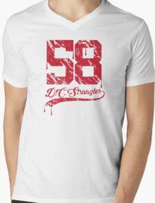 D.C. Strangler Mens V-Neck T-Shirt
