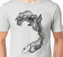 Betta Combattant Unisex T-Shirt