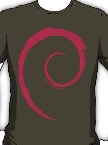 Debian Red T-Shirt