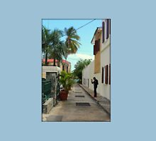 Alley View in St. Thomas Unisex T-Shirt