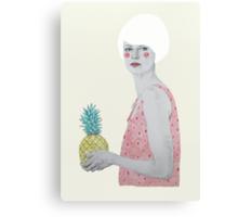 Ana Canvas Print
