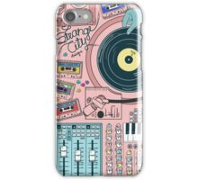 Strange City iPhone Case/Skin