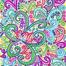 Random VSwirls by Sammy Nuttall