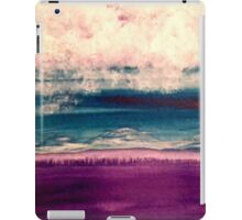 ice wind iPad Case/Skin
