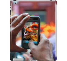 Chinese New Year dragon iPhone iPad Case/Skin