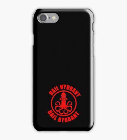 Hail Hydrant  iPhone Case/Skin