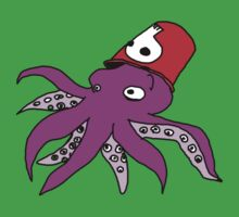 Bucketopus Kids Clothes