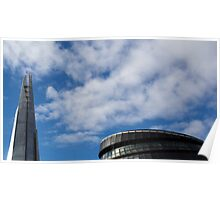 The Shard Facade Poster