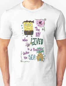 Harrybob Potterpants Unisex T-Shirt