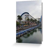 California Screamin! Greeting Card