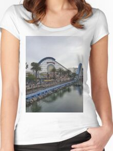 California Screamin! Women's Fitted Scoop T-Shirt