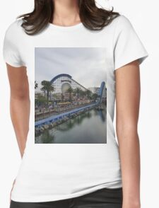 California Screamin! Womens Fitted T-Shirt