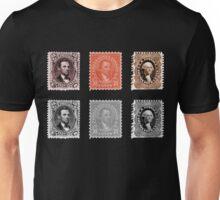 Postage Paid Unisex T-Shirt