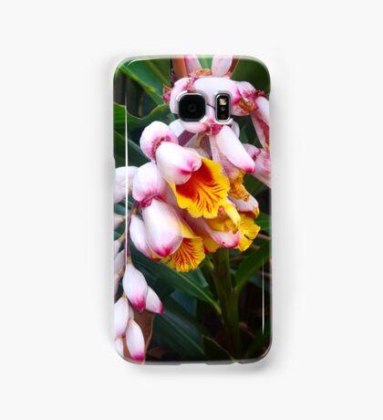 Hawaiian Ginger Samsung Galaxy Case/Skin