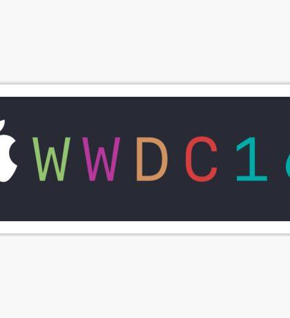 WWDC 2016 Sticker