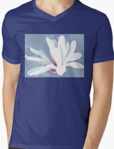 Mother's Magnolia 05 Mens V-Neck T-Shirt