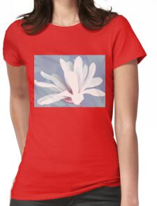 Mother's Magnolia 05 Womens Fitted T-Shirt