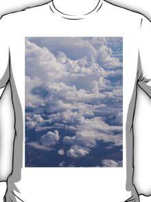 Plane Clouds T-Shirt