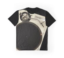 Technics SL 1200 MK II Turntable Graphic T-Shirt