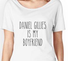 Daniel Gillies is my boyfriend Women's Relaxed Fit T-Shirt