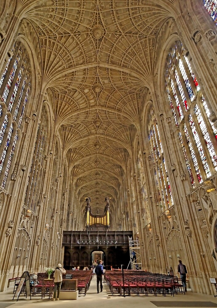 King's Interior 26 by Priscilla Turner