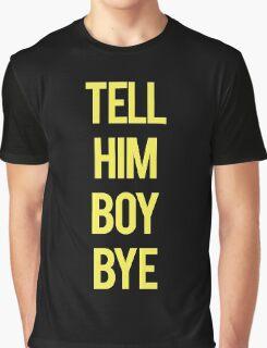 boy bye - Beyonce Graphic T-Shirt