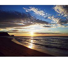 A New Day -  Avoca Beach Photographic Print