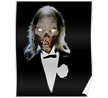 Crypt Keeper Tux Poster