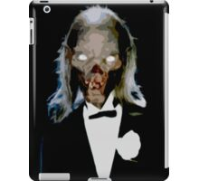 Crypt Keeper Tux iPad Case/Skin