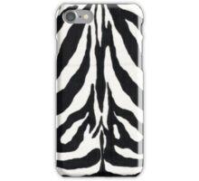 Zebra Case iPhone Case/Skin