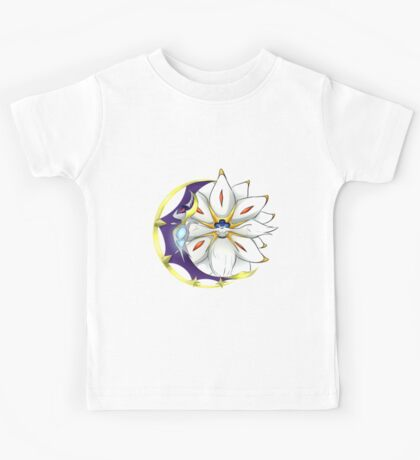 Sun and Moon Pokemon Kids Tee