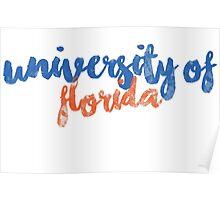 University of Florida Poster