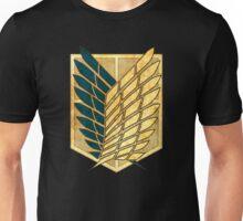 °MANGA° Attack On Titan Rust Logo Unisex T-Shirt