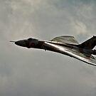 RAF Avro Vulcan by Chris Tait