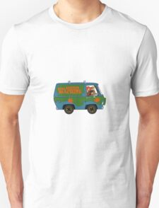 THE KUSH MACHINE Unisex T-Shirt