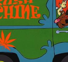 THE KUSH MACHINE Sticker