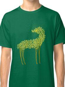 Tree horse with sunburst Classic T-Shirt